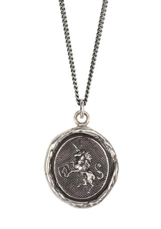 Pyrrha - The Unicorn Necklace