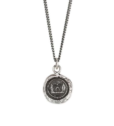 Pyrrha - Luck and Protection Necklace