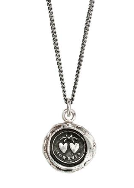 Pyrrha - Hearts Necklace