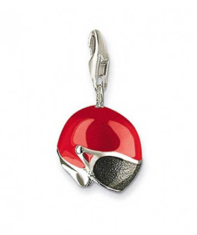 Thomas Sabo - Red Helmet