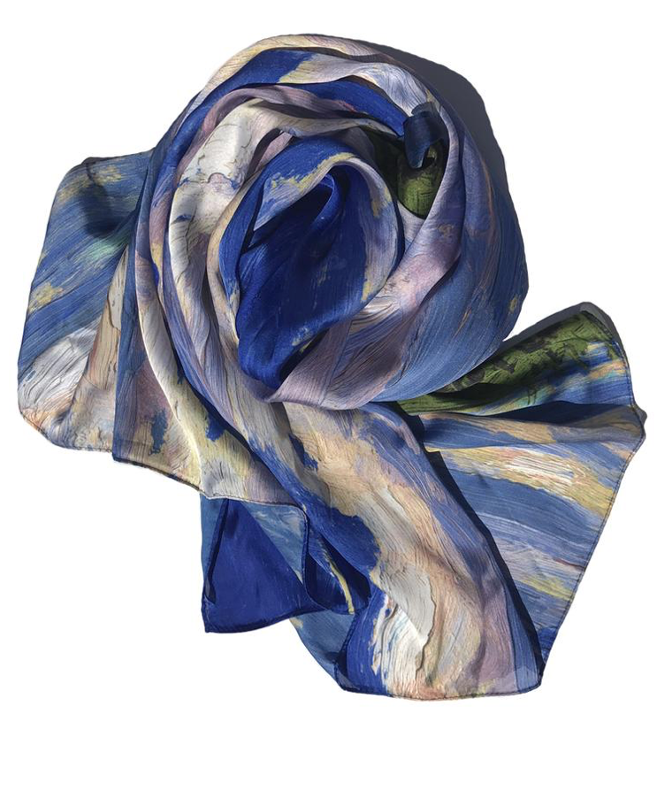 "Tom Thomson ""Summer Day"" scarf"