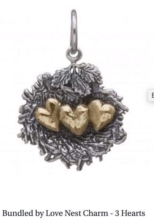 Bundled by Love-Love Nest Charm-Waxing Poetic