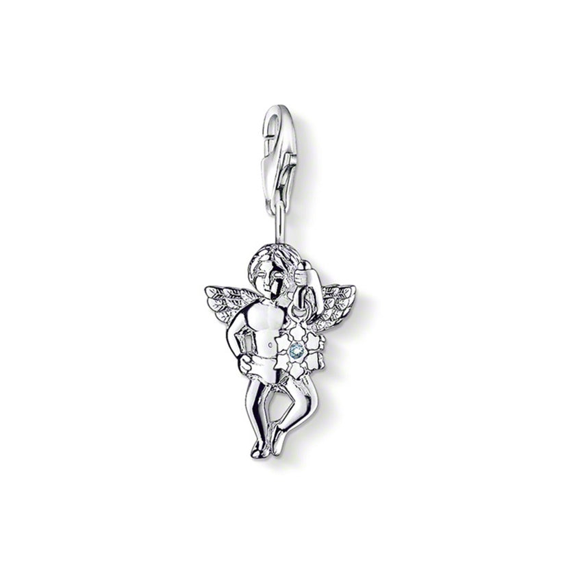 Thomas Sabo - Angel with Snowflake Charm