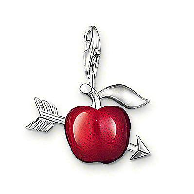 Thomas Sabo - Red Apple with Arrow
