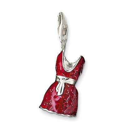 Thomas Sabo - Red Dress Charm