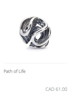 Trollbeads - Path of Life