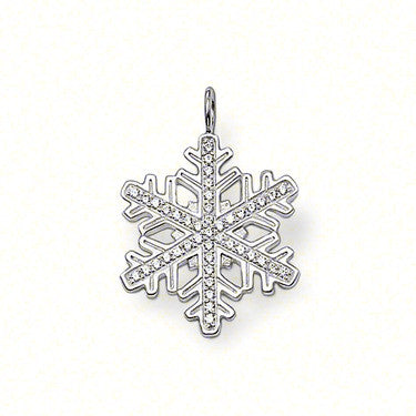 Thomas Sabo Large Snowflake