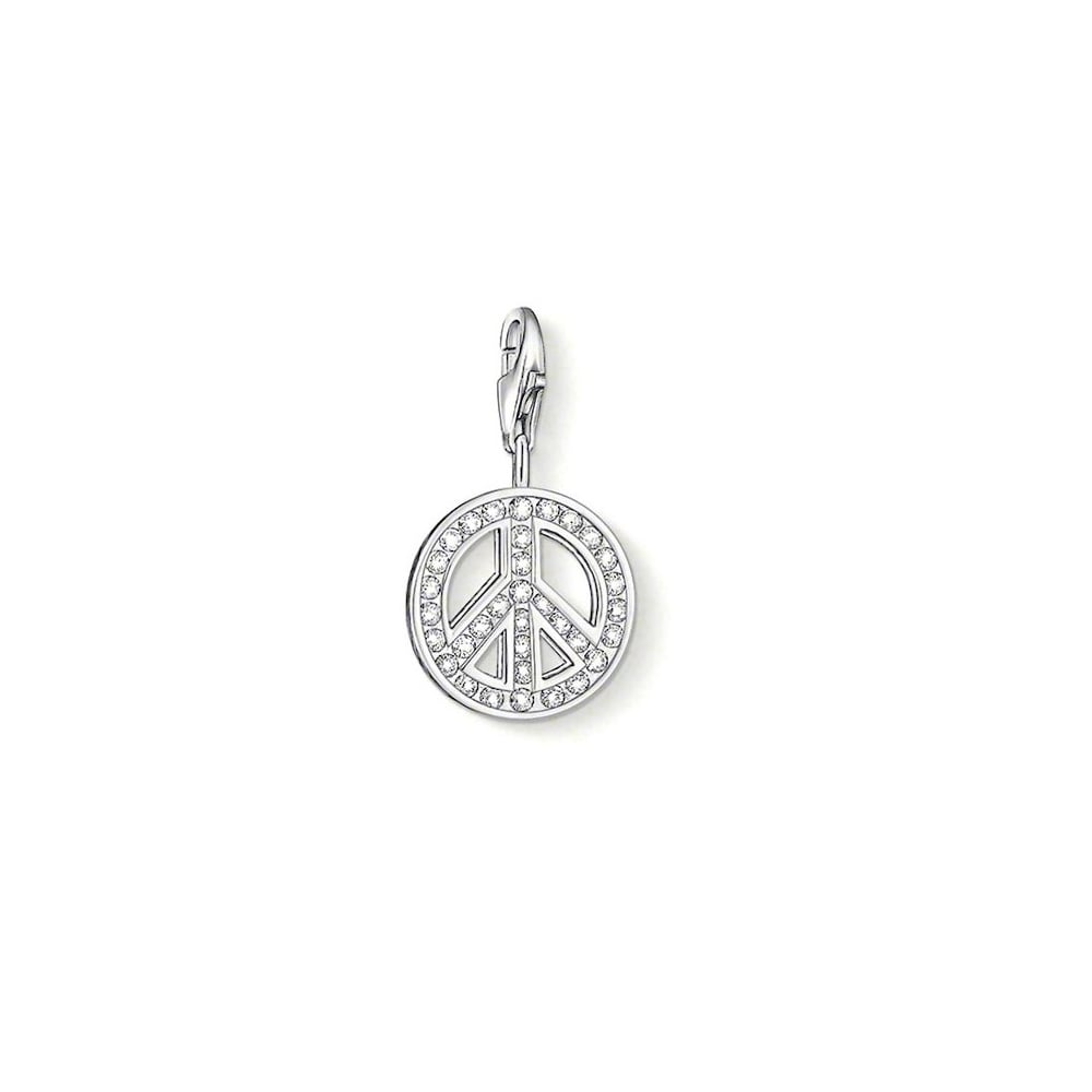 Thomas Sabo - Peace Sign Charm
