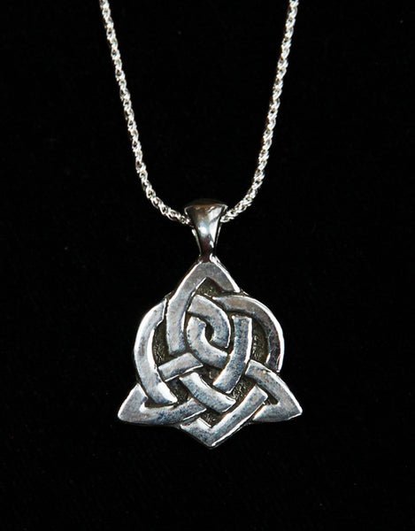 P-113 Celtic Sisterhood Pendant