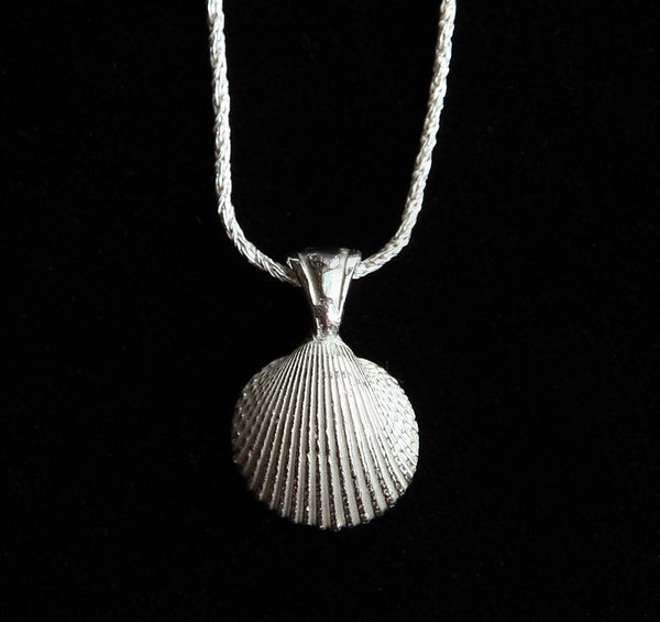 P-308 Small Seashell Pendant