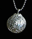 P-014 Artist Design Slightly Domed Pendant