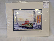 Load image into Gallery viewer, Matted Prints by Roger Morin