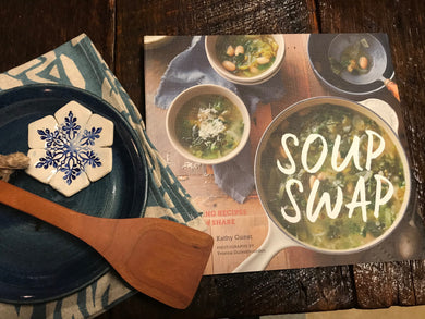 Soup Swap - Kathy Gunst (South Berwick, ME)