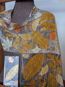 Jeanne Emerson, North Berwick  - Silk Botanical Scarves & Accessories