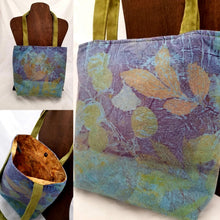 Load image into Gallery viewer, Jeanne Emerson, North Berwick  - Silk Botanical Scarves & Accessories