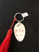 Load image into Gallery viewer, Key Chains - Inspirations stamped onto upcycled spoons