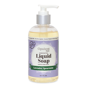 Opulent Blends Liquid Soap