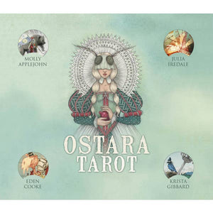 Ostara Tarot Deck & Book