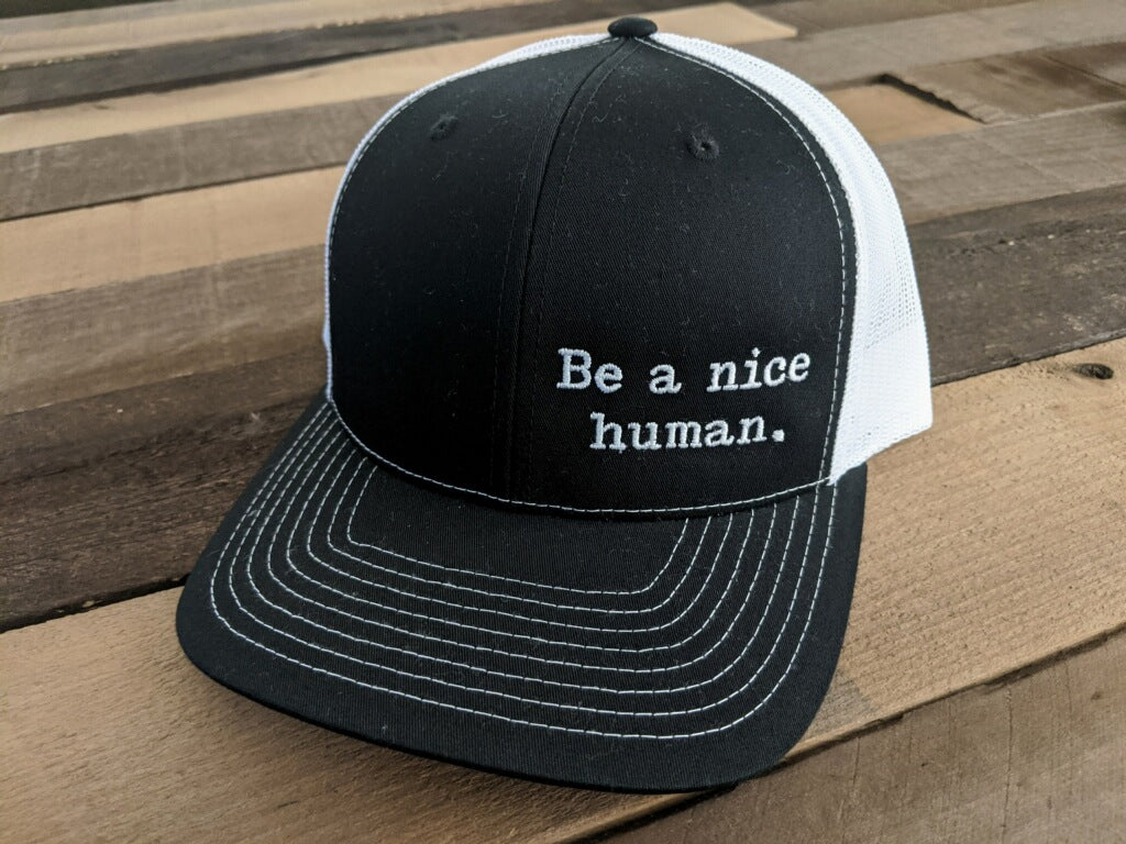 Trucker Hat - Be A Nice Human