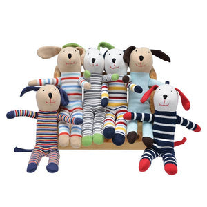 Sweet Scappy's Toy Collection from 100% Upcycled Egyptian Cotton