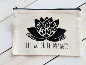"Zippered Bags - 5"" x 8"" canvas"