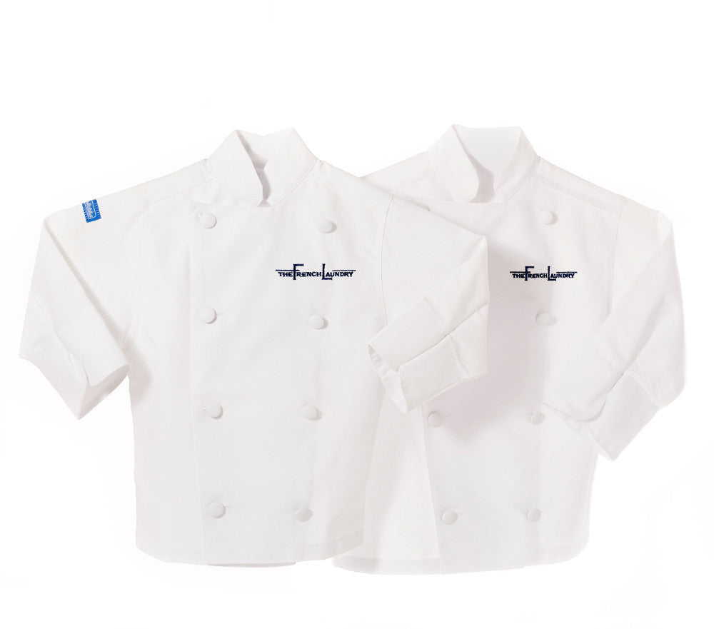 The French Laundry Youth Chef Coat ...