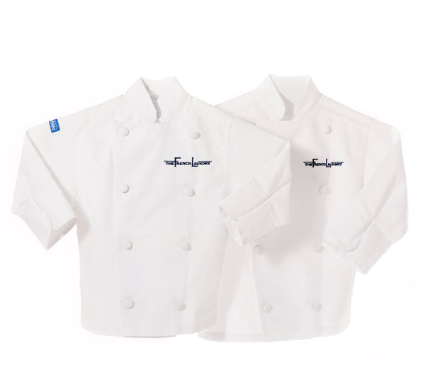 The French Laundry Youth Chef Coat