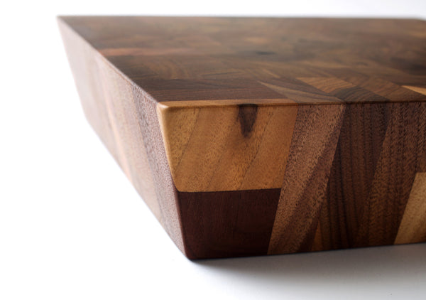 The Wooden Palate Chop Block
