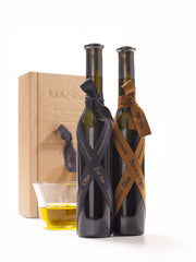 MANNI® Organic Extra Virgin Olive Oil Gift Set