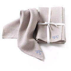 Ad Hoc Linen Napkins & Tablecloth
