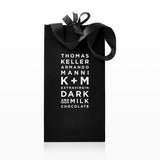 K+M Extravirgin Dark + Milk Chocolate Gift Box