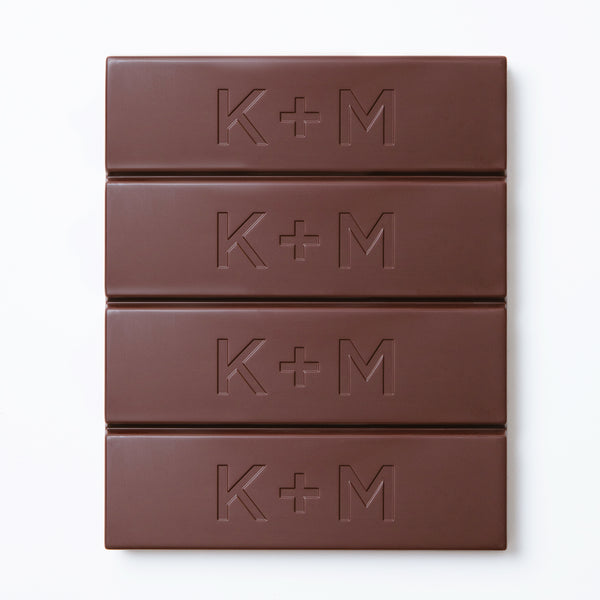 K+M Single Origin Chef's Bar: 77% Hacienda Victoria Dark