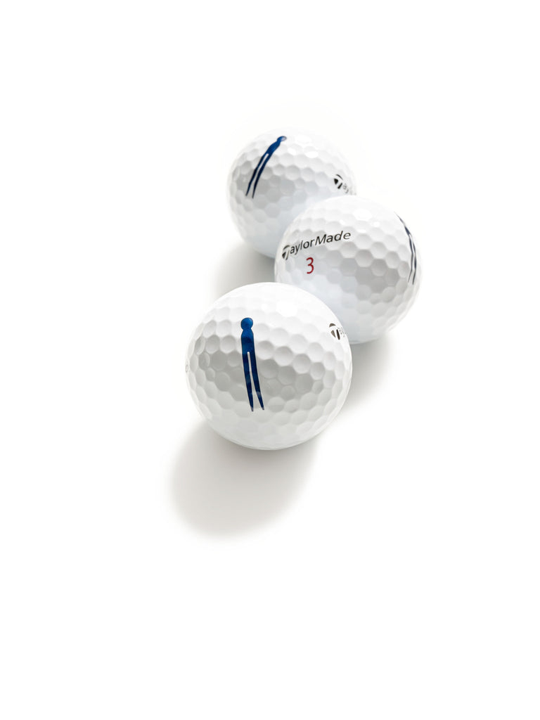 the french laundry golf balls by taylormade set of 3 u2013 finesse