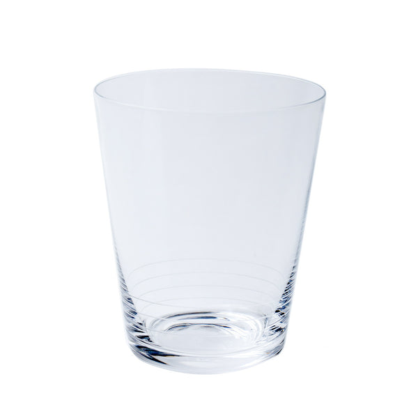 The French Laundry water glass by Sugahara
