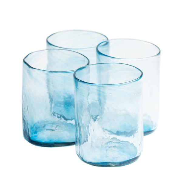 La Calenda water glass by Studio Xaquixe