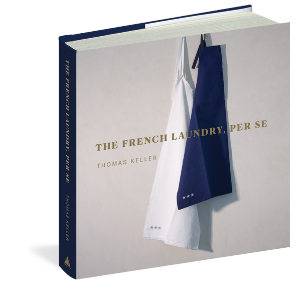 NEW! PREORDER! The French Laundry, Per Se Cookbook - Signed by Chef Keller