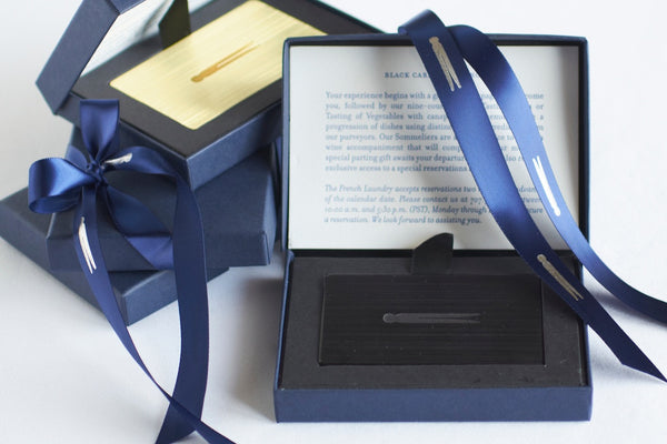 The French Laundry Gift Experience Card