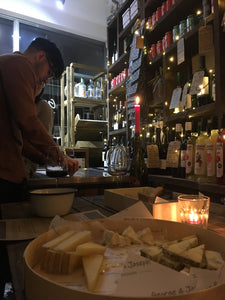 Our Recent Cheese & Wine Tasting with Berkmann Wine Cellar