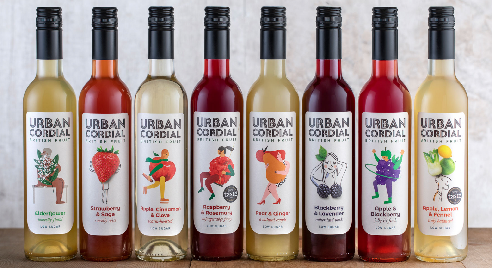 Celebrating Our Suppliers - Urban Cordial Including A Delicious Cocktail Recipe