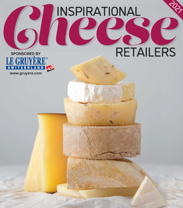 Speciality Food Inspirational Cheese Retailers 2021