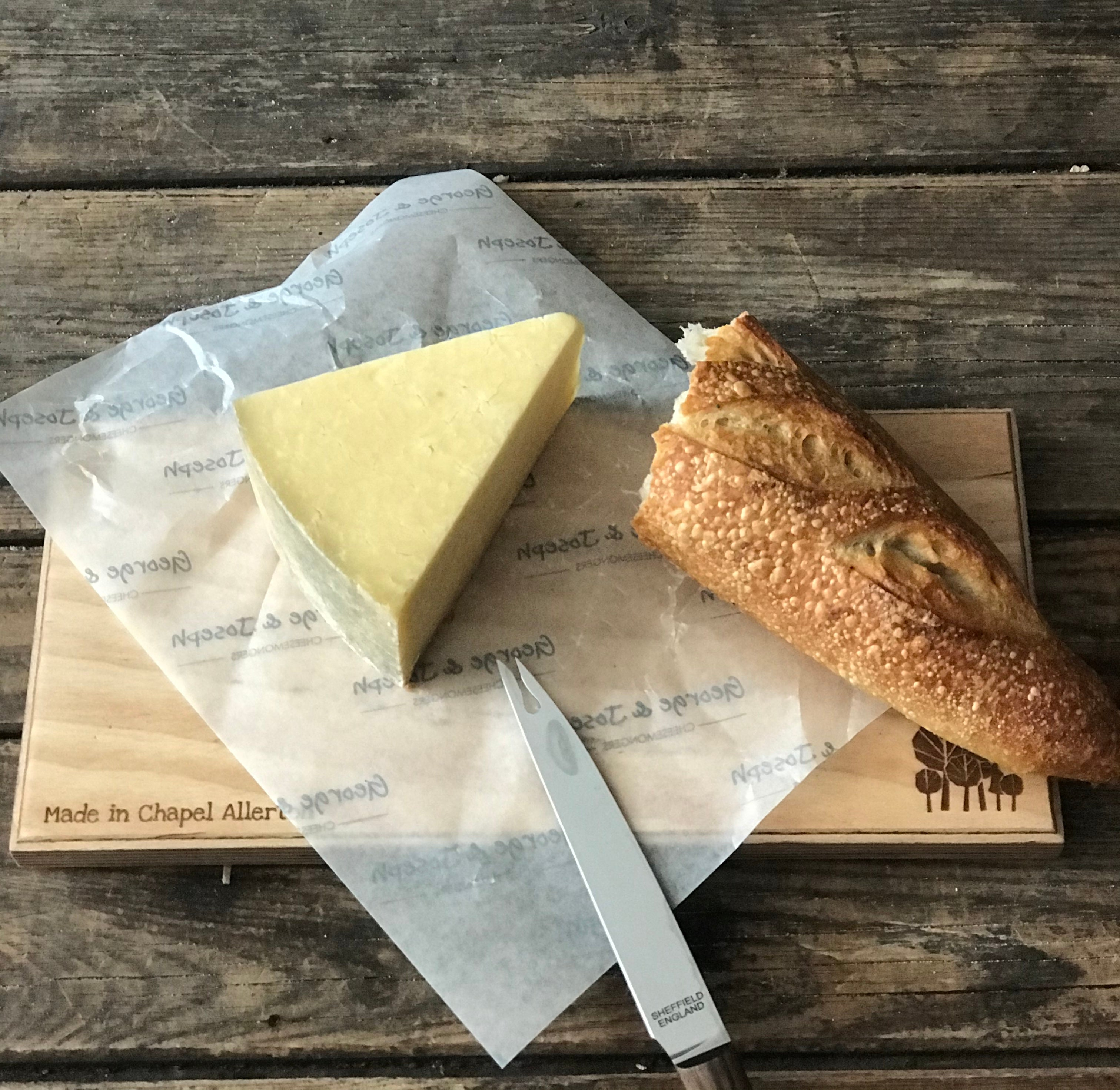 cheese care from george and joseph cheesemongers