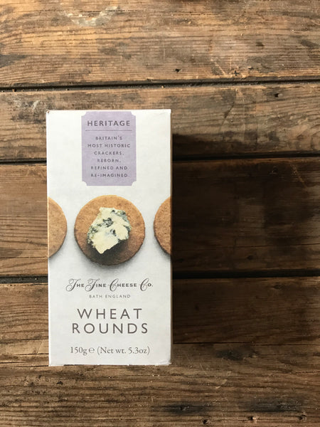 fine cheese co wheat rounds