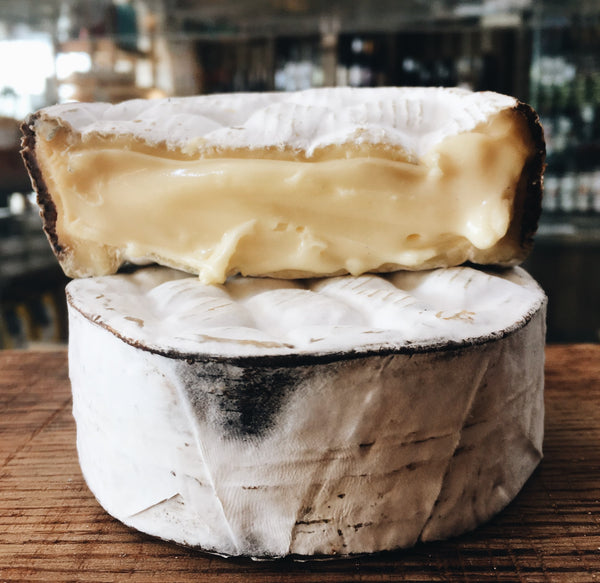winslade cheese from hampshire cheeses vacherin style