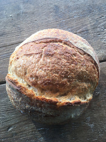 cawa bakery white sourdough