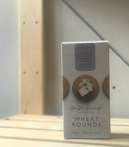 wheat rounds