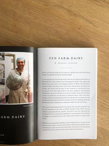 gimbletts guide to british cheese - fen farm dairy profile