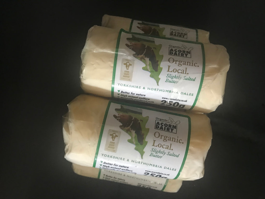 acorn dairies salted butter