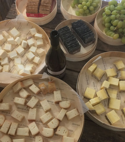 cheese and booze tasting leeds cheesemongers gift voucher