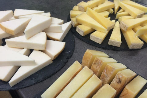 Monthly World Cup of Cheese Tasting - April 2020