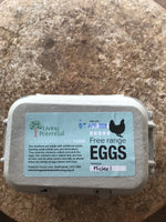 Load image into Gallery viewer, living potential leeds free range eggs box